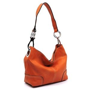 Bags - Orange Classic Bucket Bag